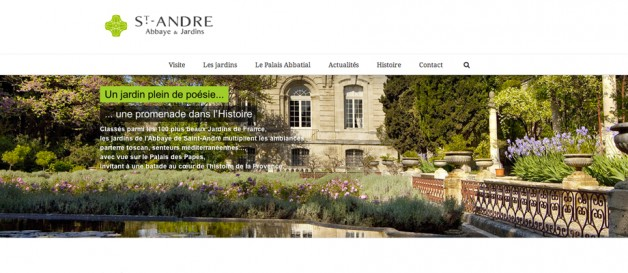 Abbaye Saint-André – Web