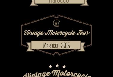 Vintage Motorcycle Tour – Logo